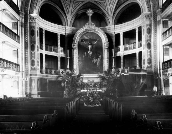 Церковь св. Петра Church of St Peter
