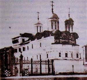 Церковь Двенадцати апостолов Church of Twelve apostles