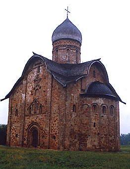 Церковь Петра и Павла в Кожевниках<br> Church of SS Peter and Paul in Kozhevniki